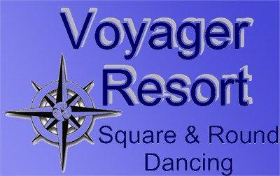 Voyager Square Dancers logo